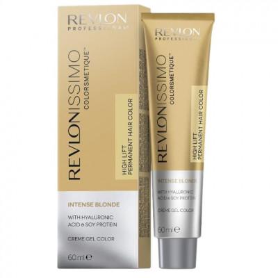 Краска для волос с максимальным эффектом осветления Revlon Professional REVLONISSIMO Intense Blonde 1201 60мл: фото