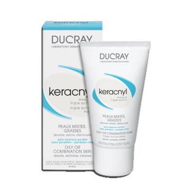 Маска очищающая Ducray Keracnyl 40 мл: фото