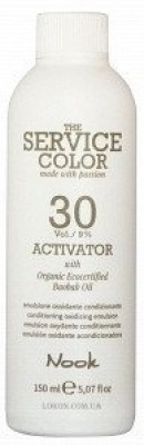 Активатор NOOK Service color ACTIVATOR 30 vol / 9% 150 мл: фото