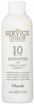 Активатор NOOK Service color ACTIVATOR 10 vol / 3% 150 мл: фото