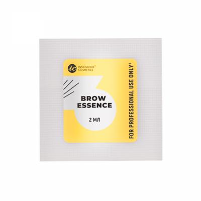 Саше с составом #3 для долговременной укладки бровей BROW ESSENCE, 2мл, Новинка: фото