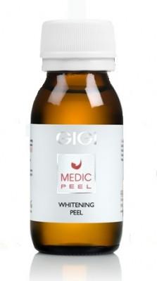 Лосьон-пилинг отбеливающий GiGi MEDIC PEEL Whitening Peel 50мл: фото