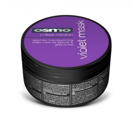 Маска Жидкое серебро OSMO ESSENCE Renbow Silverising Violet Mask 100мл: фото