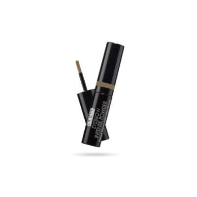 Пудра для бровей PUPA EYEBROW INTENSE POWDER т. 001 Светлый: фото
