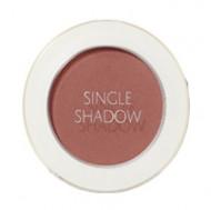 Тени для век матовые THE SAEM Saemmul Single Shadow Matte BR22 Besty Brown: фото