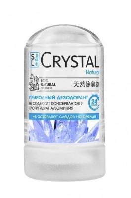 Минеральный дезодорант для тела Secrets Lan Crystal 60 г: фото