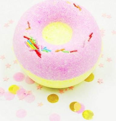 Бомбочка для ванны Пончик BOOM SHOP cosmetics 220 г: фото