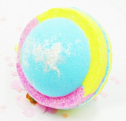 Бомбочка для ванны Планета снов BOOM SHOP cosmetics 220 г: фото