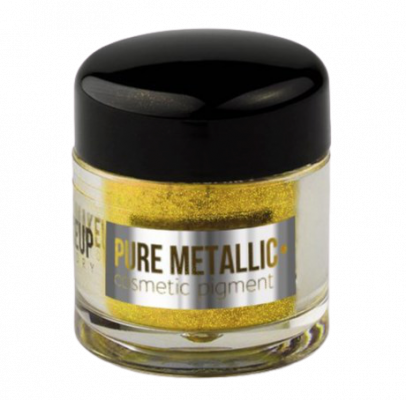Пигмент PROMAKEUP laboratory PURE METALLIC 11 золото: фото