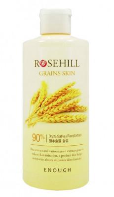 Тонер омолаживающий Enough RoseHill Grains Skin 300 мл: фото
