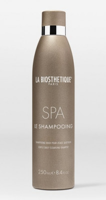 Мягкий SPA-шампунь для ежедневного ухода за волосами La Biosthetique Spa Wellness 250 мл: фото