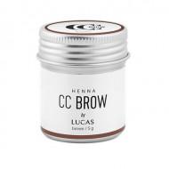 Хна для бровей CC Brow в баночке (brown) 5 г: фото